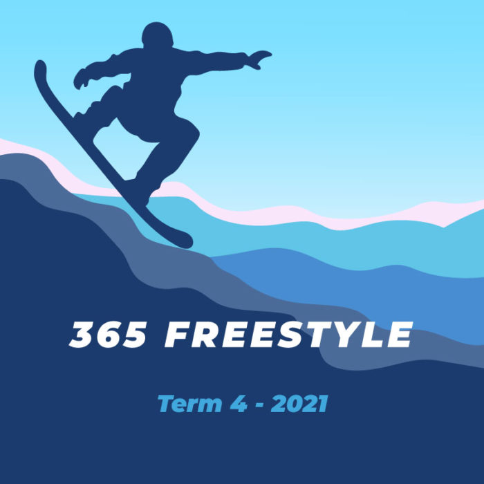 365 Freestyle Term 4 of 2021